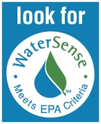 Look for WaterSense labeled products